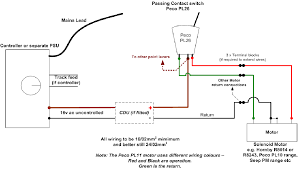 electrical point motor wiring many layouts will use electric point motors in my case i use peco and seep ones but there are many other makes of solenoid motors