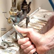bathtub faucet leaking bathtub faucet repair leaking delta bathtub faucet repair