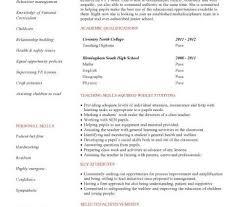 Teaching Assistant Resume Sales Assistant Lewesmr