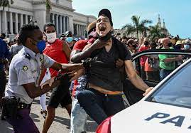 Cuba protests live: Latest updates as ...
