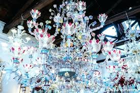 venetian glass chandelier hand made in style or a at modern murano antique venetian glass chandelier modern