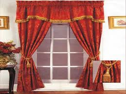 small window curtain curtains living room