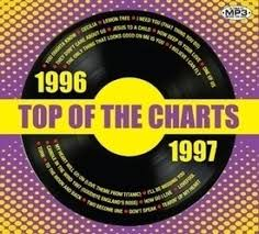 Top Charts 1997 Top Of The Charts 1996 1997 Cover Version Music Audio Cd