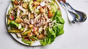 chicken salad.  Salad Intended Chicken Salad L