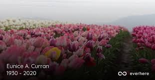Eunice A. Curran Obituary (1930 - 2020) | Peaks Island, Maine