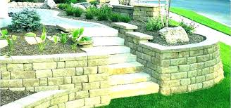 cinder block retaining wall ideas building a cinder block wall cinder block retaining wall ideas to