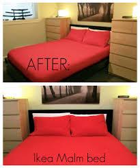Malm Bedroom Malm Bed With Storage Headboard Headboard Designs