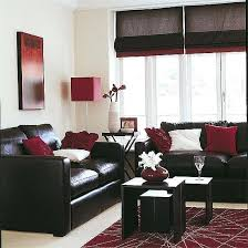 living room decorating ideas dark brown. Dark Brown Leather Couch Living Room Ideas Sofa Sleek Red . Decorating