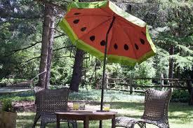 diy yard furniture. Clean The Umbrella Diy Yard Furniture D