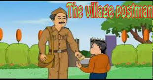 the village postman in english essay hania naz grammar the best cover the village postman cover