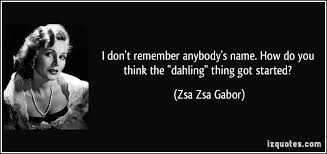 Zsa Zsa Gabor Quotes Inspiration Zsa Zsa Gabor Manners Mentor