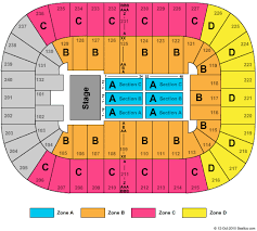 Greensboro Coliseum Detailed Seating Chart Cheap Greensboro Coliseum Tickets