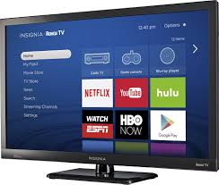 hitachi roku tv. led -720p - smart roku tv black ns-24er310na17 best buy hitachi tv