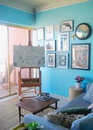Colors That Match Turquoise Paint Colors That Match This Apartment Therapy Photo Sw 7069 Iron