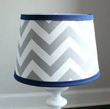 small white lamp shades small white gray chevron lamp shade with accent navy blue small lamp shades chandeliers uk