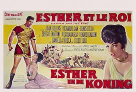 Image result for images of joan collins in esther and the king