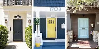 Colours Front Door Colors House Beautiful 30 Best Front Door Paint Colors Beautiful Paint Ideas For Front Doors
