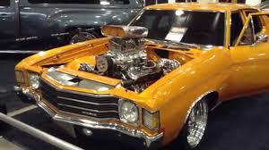 1972 Chevelle Malibu - YouTube