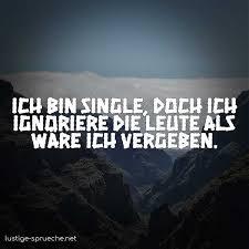 Ich Bin Single Doch Ich Ignoriere Die Leute Als Wäre Ich Vergeben