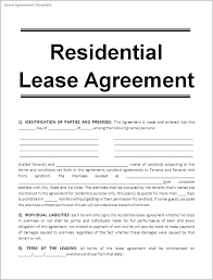 Free Rental Application Form Word Doc House Lease Agreement Template ...