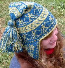 Earflap Hat Knitting Pattern Awesome Earflap Hat Knitting Patterns In The Loop Knitting