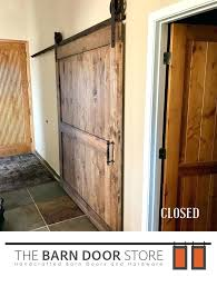 entryway office barn door. The Barn Door Store Our Customer Needed An Office Which Was Very Close  To . Entryway