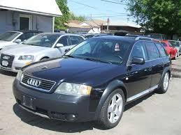 Audi Allroad Quattro 2003 For Sale Cheap 2 - illinois-liver