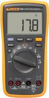 <b>Мультиметр Fluke</b>, <b>FLUKE-17B+ ERTA</b> — купить в интернет ...