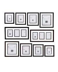 our silhouette photo frame collage display ideas blog photo frames picture frames profile s sydney australia