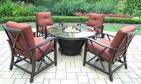 full size of 42 inch round patio table cover glass outdoor dining kitchen astonishing propane fire