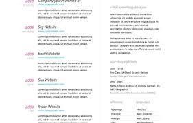Free Resume Downloads Resume Download Free Resume Free Resume Templates Download For 44