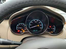Esc Light On Malibu Chevrolet Malibu Questions Esc Service Traction Reduced