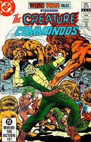 King Rex Kidd's Comic Kingdom: The Creature Commandos! Part 14 (WWT #119)