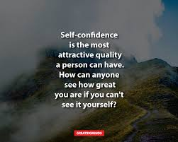 Self Confidence Quotes Inspiration 48 Confidence Boosting Quotes To Restore SelfConfidence