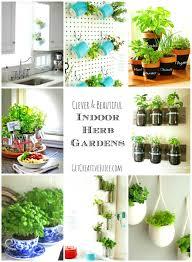 Hanging Kitchen Herb Garden Furniture Captivating Garden Design Indoor Herb Ideas Kitchen