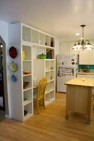 Kitchen Island Small Space Shelves For Small Kitchens Small Blue Wooden Kitchen Island With
