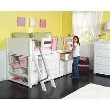 kids low loft bed.  Low Loft Style Bed For A Small Kids Room I Absolutely LOVE This Bed Has  Storage Built Into It So Wonu0027t Take Up Extra Room And Looks Stylish On Kids Low Bed L