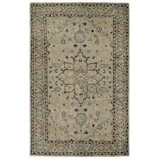 herrera pewter green 6 ft x 9 ft area rug