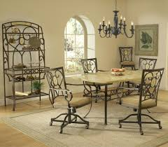 hillsdale brookside dining set. hillsdale brookside seven piece rectangle dining set with caster chairs - story \u0026 lee furniture 7 (or more) leoma, lawrenceburg tn and i