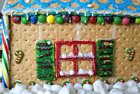 creative graham cracker gingerbread house. Interesting Creative Make Your Own Graham Cracker Gingerbread House This Christmas Intended Creative
