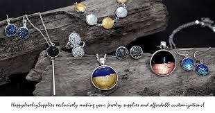 jewelry making supplies beads brass