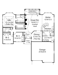 2100 square foot ranch house plans elegant ranch style house plan 3 beds 2 00 baths