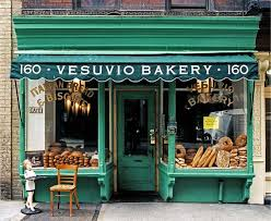 Storefront Books Worth Reading Bakery New York Vintage Bakery