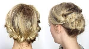 15 Tendance Tutoriel Coiffure Facile Cheveux Mi Longscourts