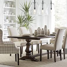 rectangular tables round table with bench and chairs