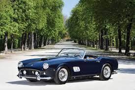 Zu Verkaufen 1961er Ferrari 250 Gt Swb California Spyder