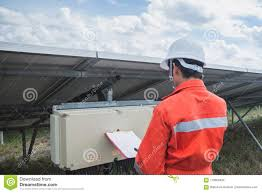 Operation And Maintenance In Solar Power Plant Engineering Tea