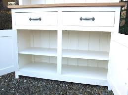 dresser with open shelves. Dresser With Shelves For Open Remodel Top Pine In