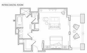 intracoastal hotel room luxury hotel room layout t2 room