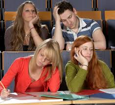 Image result for creative commons photo of university students in class